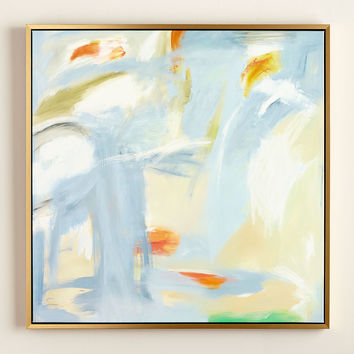 """Waterfall Wonder"" Giclee - Neiman Marcus"