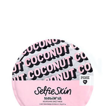 Sheet Mask - PINK - Victoria's Secret