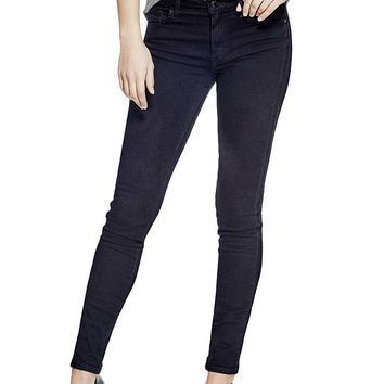 Mid-Rise Skinny Jeans at Guess