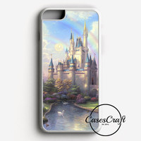 Disney Beauty And The Beast Stained Glass Rose iPhone 7 Case | casescraft