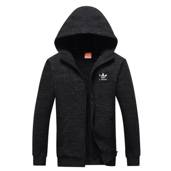 Boys & Men Adidas Cardigan Jacket Coat