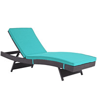 Peer Outdoor Patio Chaise