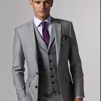 Men's Custom Made Fashion Suit