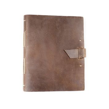 Family Leather Photo Album