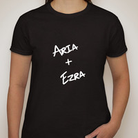 "Pretty Little Liars ""Aria + Ezra"" T-Shirt"