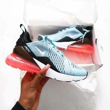 2018 Original Nike Air Max 270 Heavy Hoverware Running Shoes