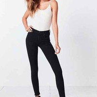Citizens Of Humanity Rocket SCULPT High-Rise Skinny Jean - Black