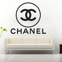 Chanel Wall Decal