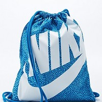Nike Drawstring Bag in Turquoise - Urban Outfitters