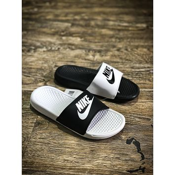 Nike Benassi Swoosh Sandals Style #2 Slippers