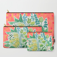 Zip It! - Carry-Alls Collection By Michi-me | Society6