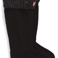 Women's Hunter Tall Rib Knit Cuff Boot Socks,