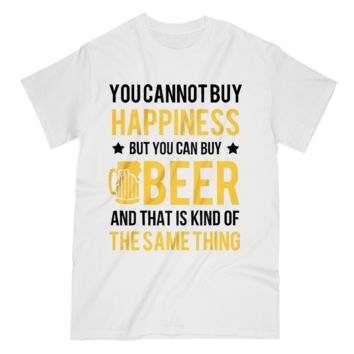 But you can buy beer shirt