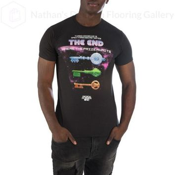 Ready Player One Storyline with Keys T-Shirt