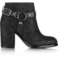 ASH Falcon suede ankle boots – 50% at THE OUTNET.COM