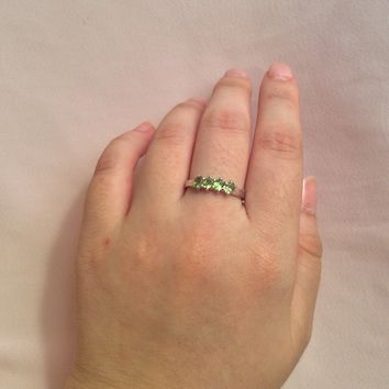 ae399d42b Best Peridot Band Products on Wanelo