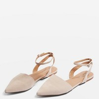 Two Part Backless Shoes | Topshop