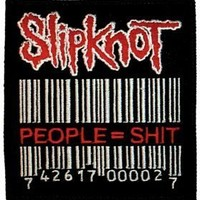 SLIPKNOT Songs Band Music t Shirts MS01 Iron on Patches