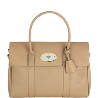 Mulberry Bayswater Classic Grain Tote | Harrods