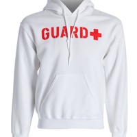 Sporti Guard Unisex Hooded Sweatshirt at SwimOutlet.com
