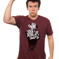 The Awesome Monkey Business Shirt   ForHumanPeoples