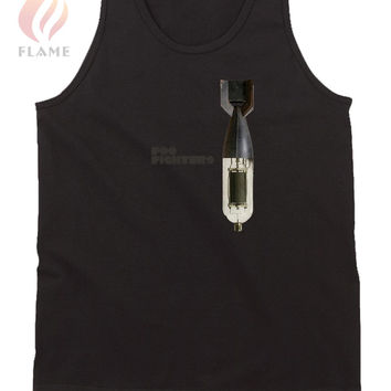 Foo Fighter Tank Top