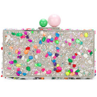 Sophia Webster Embellished Clutch - Farfetch
