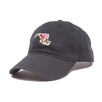 Maryland Traditional Hat in Black by State Traditions