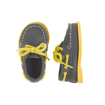 crewcuts Baby Sperry Top-Sider Authentic Original 2-Eye Boat Shoes