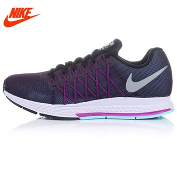 Original NIKE Breathable AIR ZOOM Women's Running Shoes Sneakers