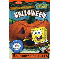 SpongeBob SquarePants: Halloween DVD