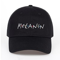MELANIN Black Dad Hat