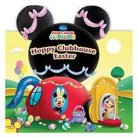 Disney Mickey Mouse Clubhouse Hoppy Clubhouse Easter Board Book