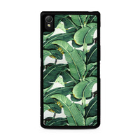 banana leaf Sony Xperia Z3 Case