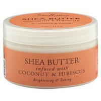 SheaMoisture Shea Butter infused with Coconut & Hibiscus - 4 oz