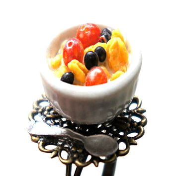 Breakfast Cereals Ring