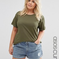 ASOS CURVE Ultimate Easy T-Shirt