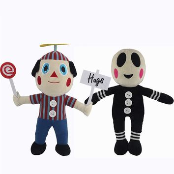 30CM   At  Freddy Clown & BB Balloon Boy Plush Toys Doll Soft Stuffed Toys for Kids Xmas Gifts With Tag
