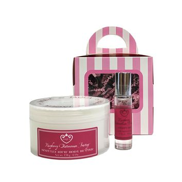 Raspberry Buttercream Frosting Love Holiday Boxed Gift Set
