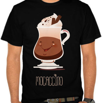 Drink Coffee Mocaccino T-SHIRT By GUPH