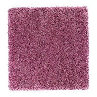 ABORG Rug, high pile, pink - IKEA