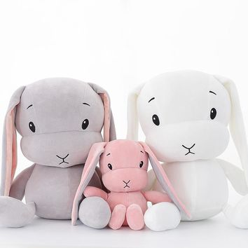 Cute rabbit cotton stuffed plush toy