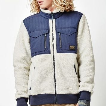 Burton Bower Fleece Full-Zip Jacket at PacSun.com