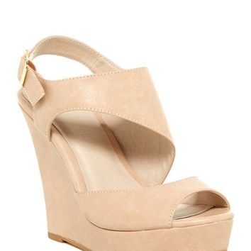Bright Future Wedge Sandal
