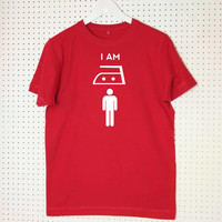 I Am Iron Man T Shirt