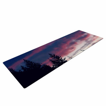 "Robin Dickinson ""Go On Adventures"" Skyline Yoga Mat"