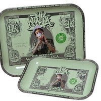 Wiz Rolling Tray- Large