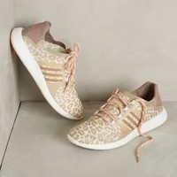 Adidas By Stella McCartney Leopard Blush Sneakers Neutral Motif