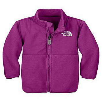 """The North Face® Infant Girls' """"Denali"""" Jacket - Sizes 3-24 Months - Newborn (0-9 months) - BABY - Kids - Bloomingdale's"""
