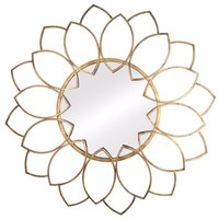 Alexandra Wall Mirror-Stratton Home Decor